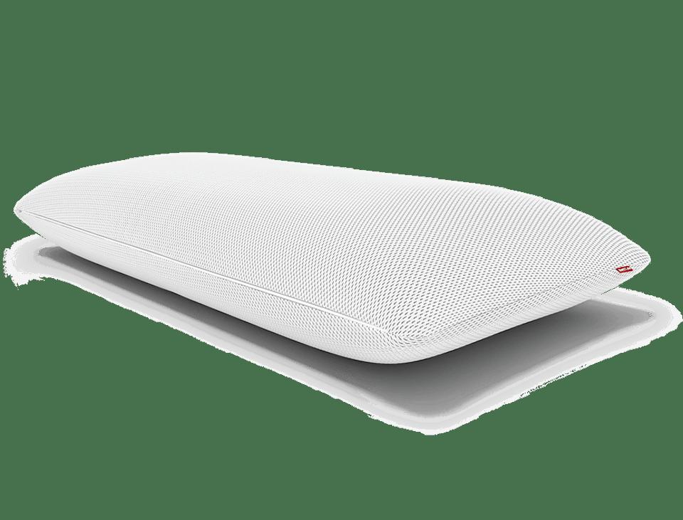 Poduszka Plus BODYGUARD z lekką, funkcjonalną pokrywą HyBreeze o wymiarach 13 x 80 x 40 cm.